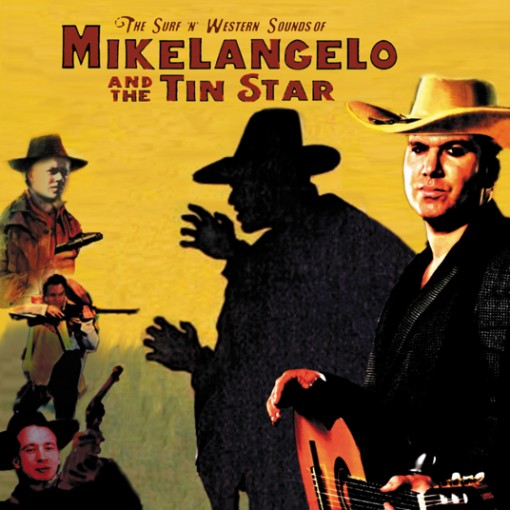 Mikel Tin Star SnW_CD