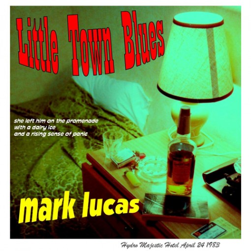 Mark Lucas LTBlues CD